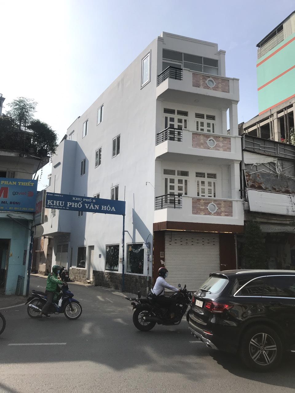 Nhà đường Bạch Đằng
